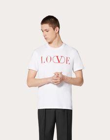 VALENTINO LOVE T-SHIRT