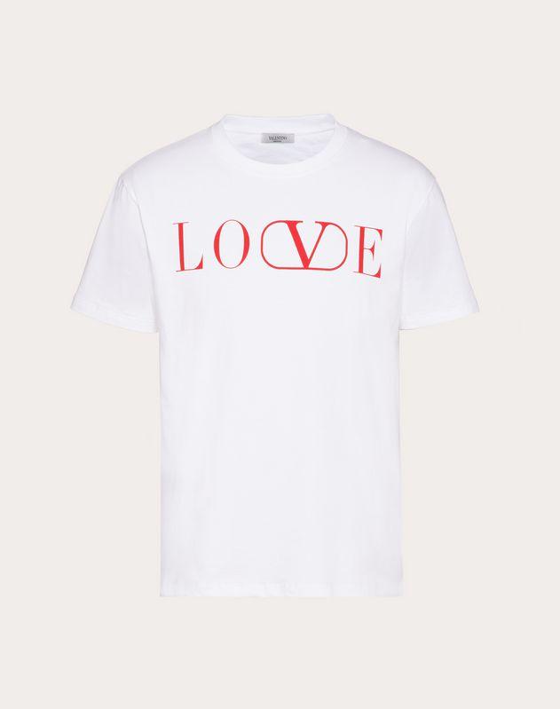 2bc29f135 Valentino Men's T-Shirts And Sweatshirts | Valentino.com