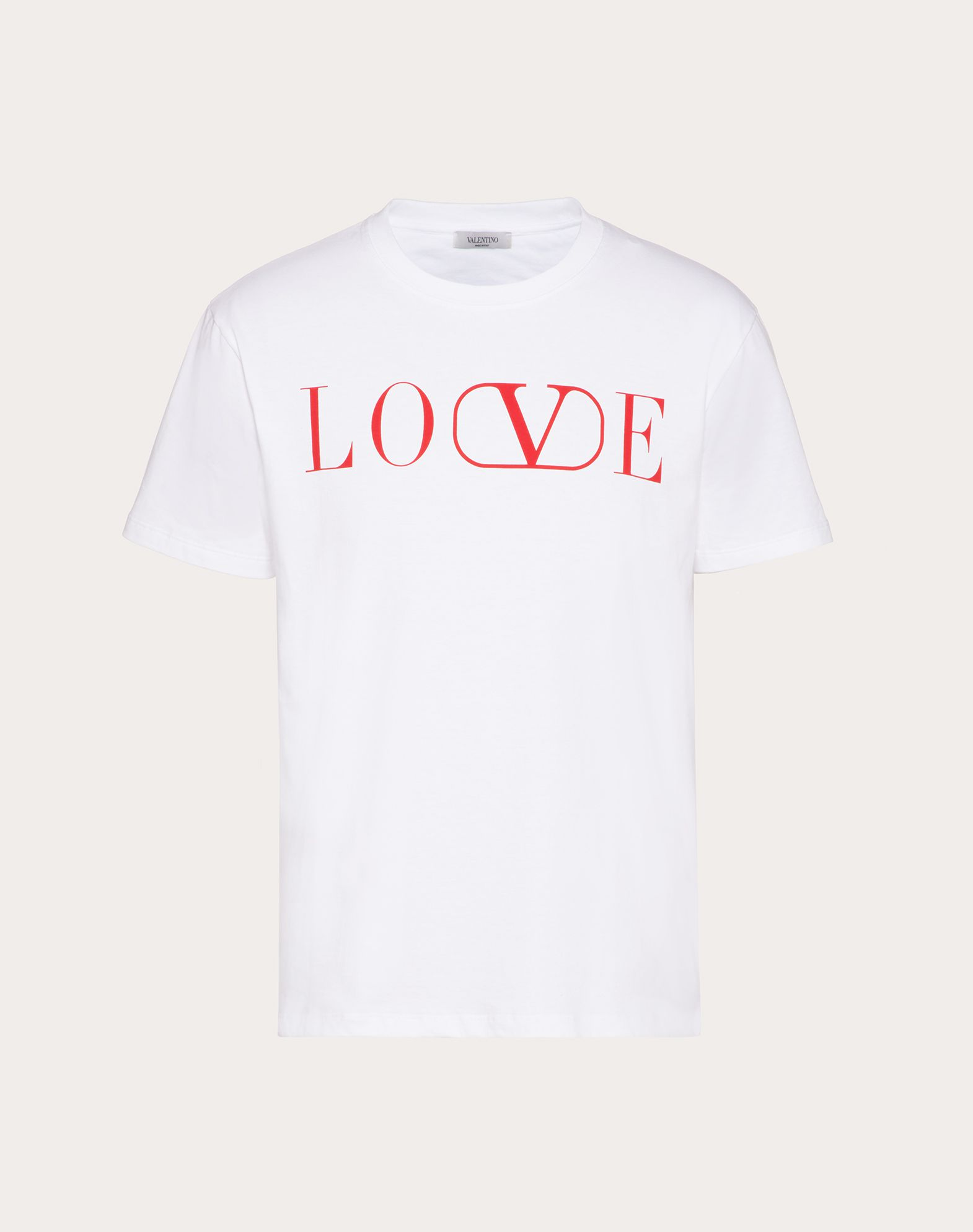 T-SHIRT VALENTINO LOVE