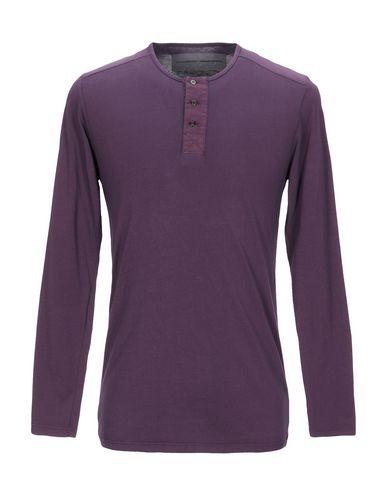 Купить Женскую футболку ..,BEAUCOUP фиолетового цвета
