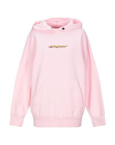 Фото - Женскую толстовку или олимпийку PALM ANGELS розового цвета