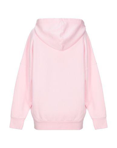 Фото 2 - Женскую толстовку или олимпийку PALM ANGELS розового цвета