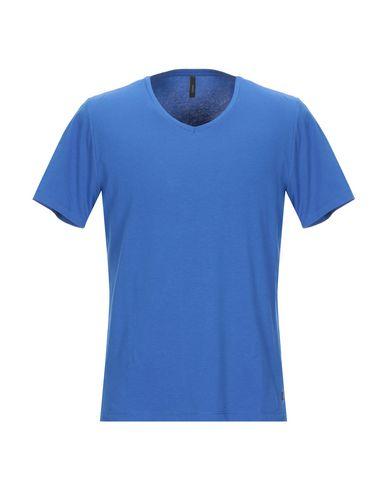 Купить Женскую футболку SSEINSE ярко-синего цвета