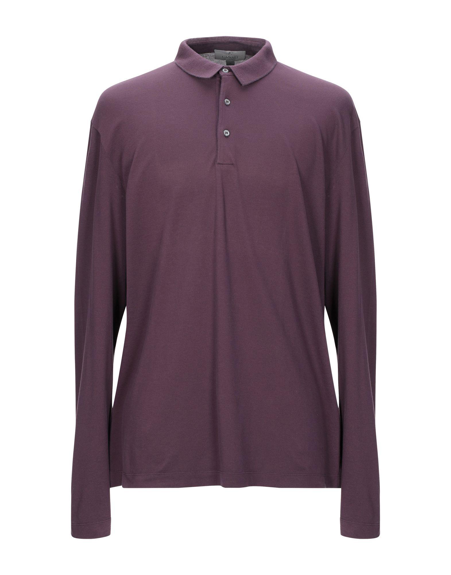 CANALI Поло рубашка canali