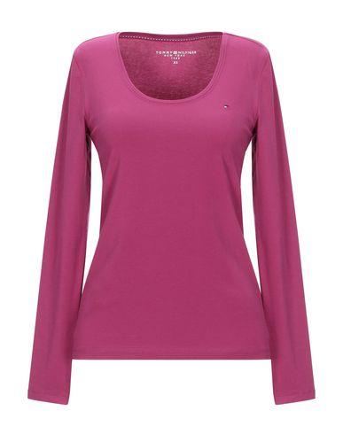 Купить Женскую футболку  розовато-лилового цвета