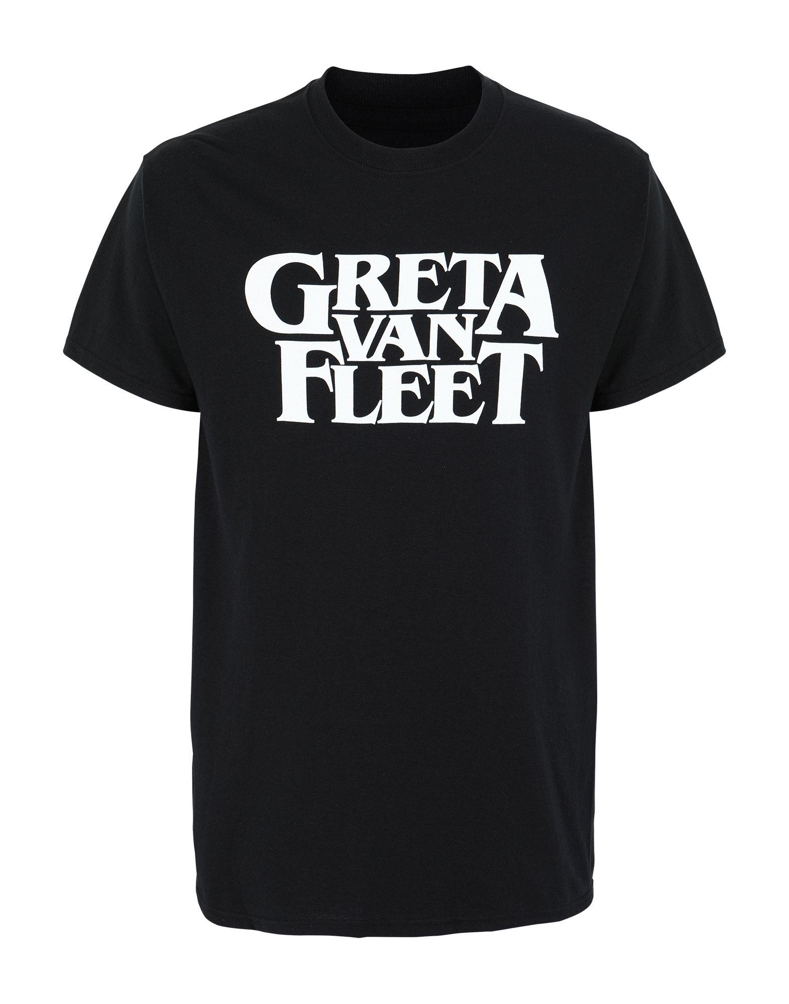 купить GRETA VAN FLEET ™ Футболка дешево