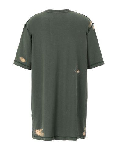 Фото 2 - Женскую футболку  цвет зеленый-милитари