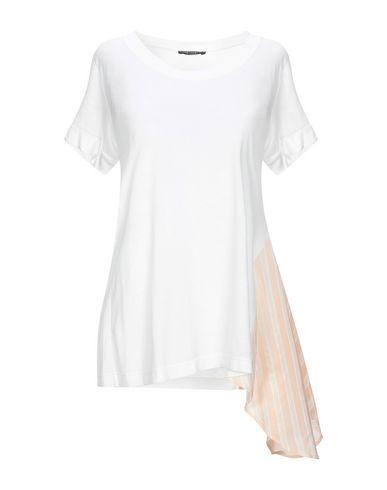 Купить Женскую футболку CRISTINAEFFE белого цвета