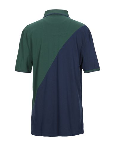 Фото 2 - Мужское поло  зеленого цвета