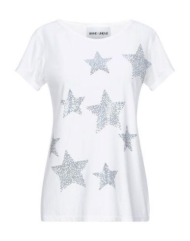 Купить Женскую футболку BRAND UNIQUE белого цвета