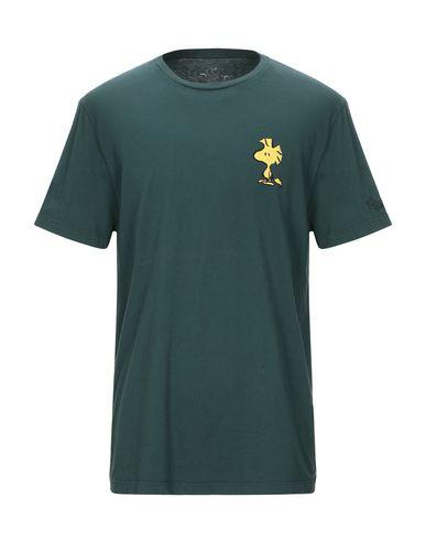 Купить Женскую футболку VINTAGE 55 зеленого цвета