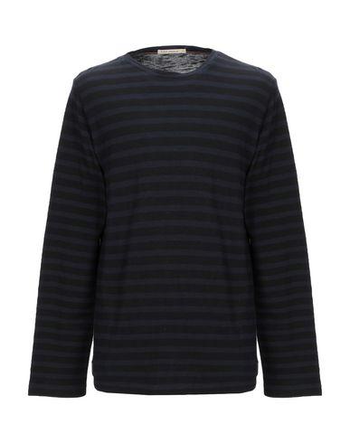 Купить Женскую футболку NUDIE JEANS CO темно-синего цвета