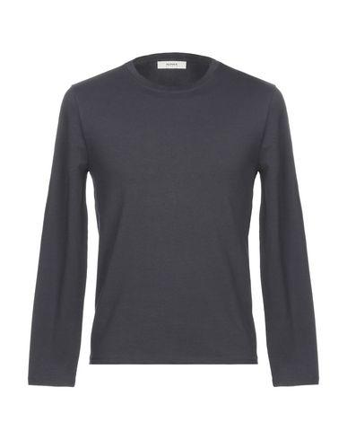 Купить Женскую футболку ALPHA STUDIO темно-синего цвета