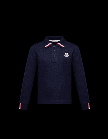 POLO SHIRT Dark blue Kids 4-6 Years - Boy