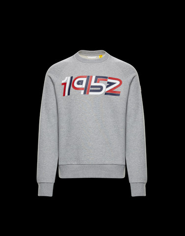 SWEATSHIRT Grey Sweatshirts
