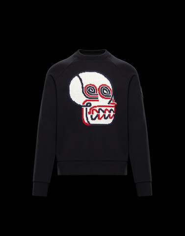 SWEATSHIRT Black Sweatshirts