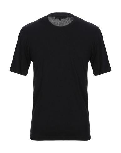 Фото 2 - Женскую футболку McQ Alexander McQueen черного цвета