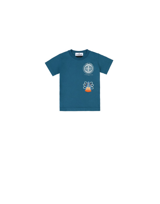 Short sleeve t-shirt 21051  STONE ISLAND JUNIOR - 0