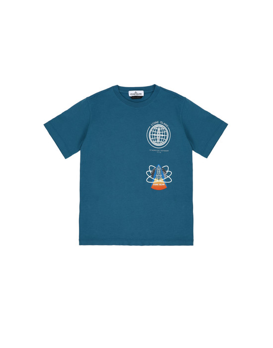 STONE ISLAND JUNIOR T-Shirt 21051
