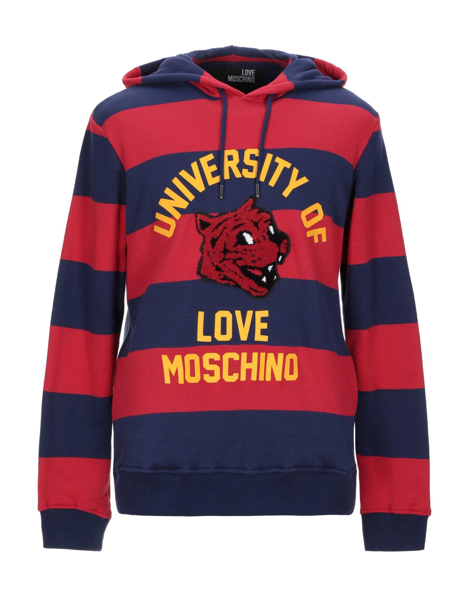цена LOVE MOSCHINO Толстовка онлайн в 2017 году