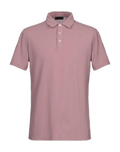 Купить Мужское поло  пастельно-розового цвета