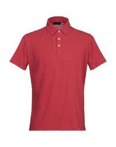 Купить Мужское поло  красного цвета