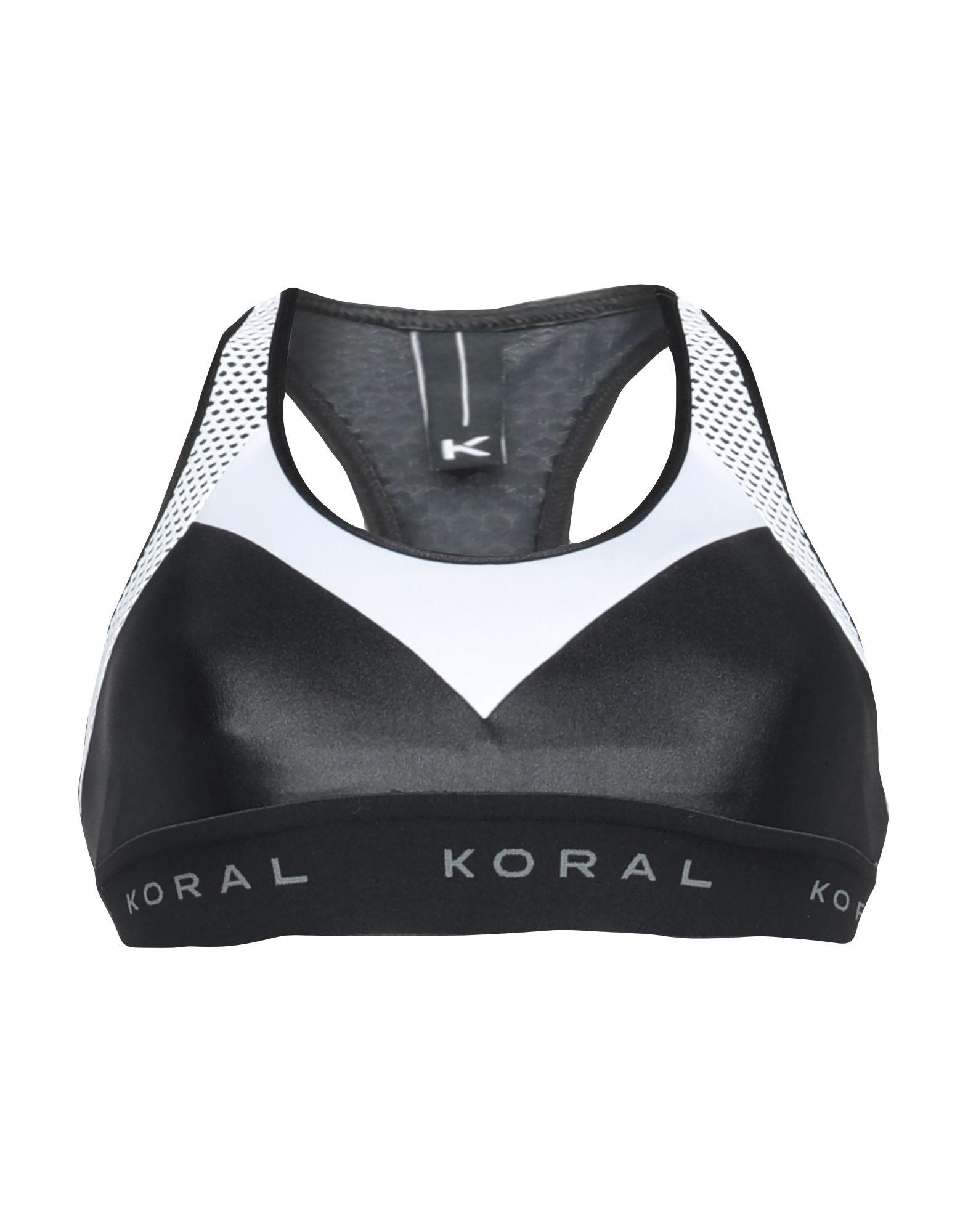 KORAL Топ без рукавов koral activewear топ без рукавов