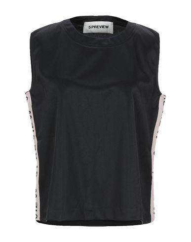 Купить Топ без рукавов от 5PREVIEW черного цвета