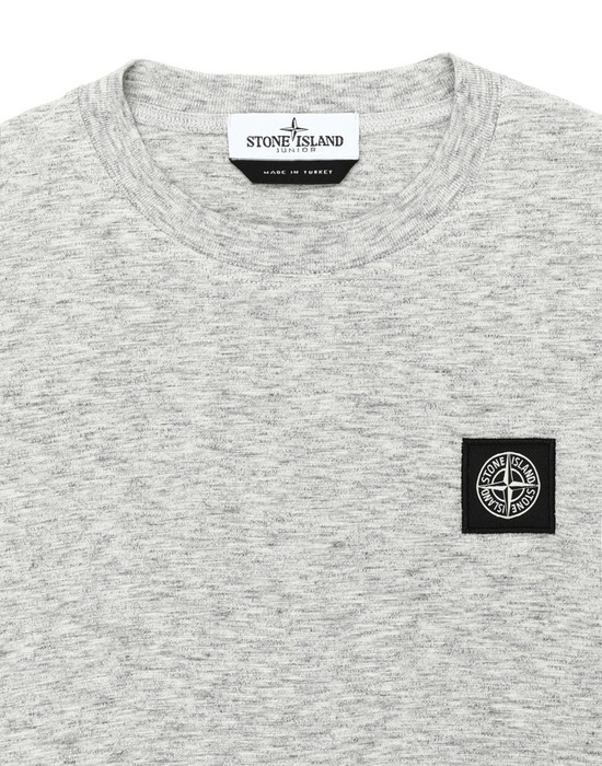 12372784nd - Polo - T-Shirts STONE ISLAND JUNIOR