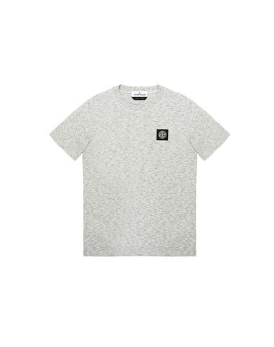 STONE ISLAND JUNIOR Short sleeve t-shirt Man 21650 f