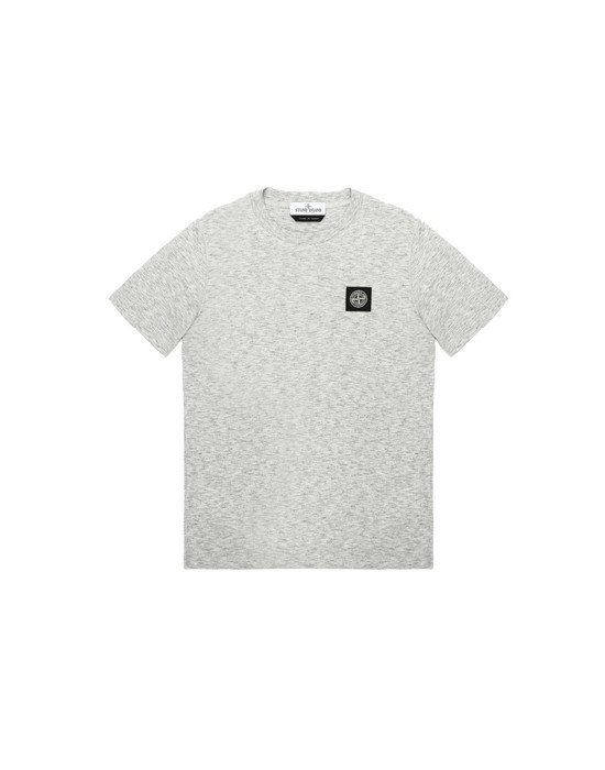 STONE ISLAND JUNIOR T-shirt manches courtes 21650