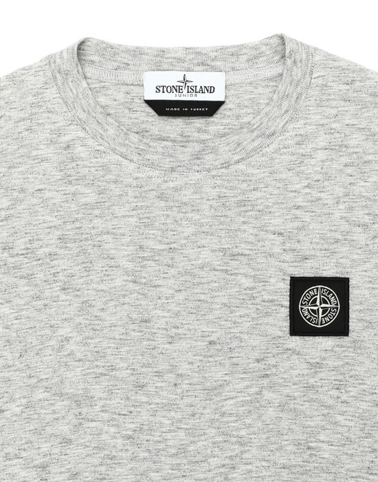 12372786hg - Polo - T-Shirts STONE ISLAND JUNIOR