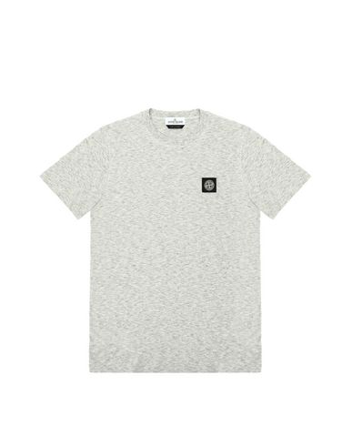 STONE ISLAND TEEN Short sleeve t-shirt Man 21650 f