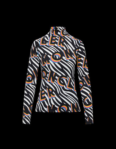 Turtleneck Multicoloured 0 Moncler Richard Quinn Woman