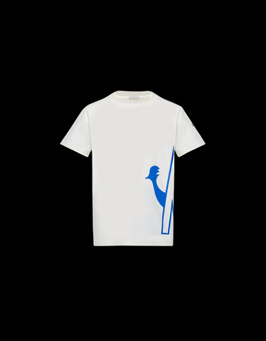 T-SHIRT Blue Category T-shirts Woman