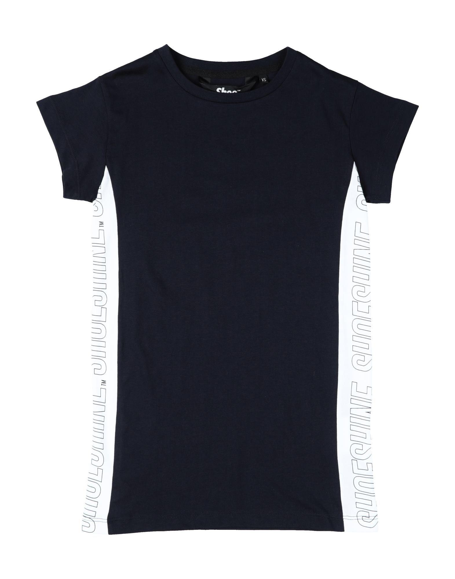 Shoeshine Kids' T-shirts In Blue