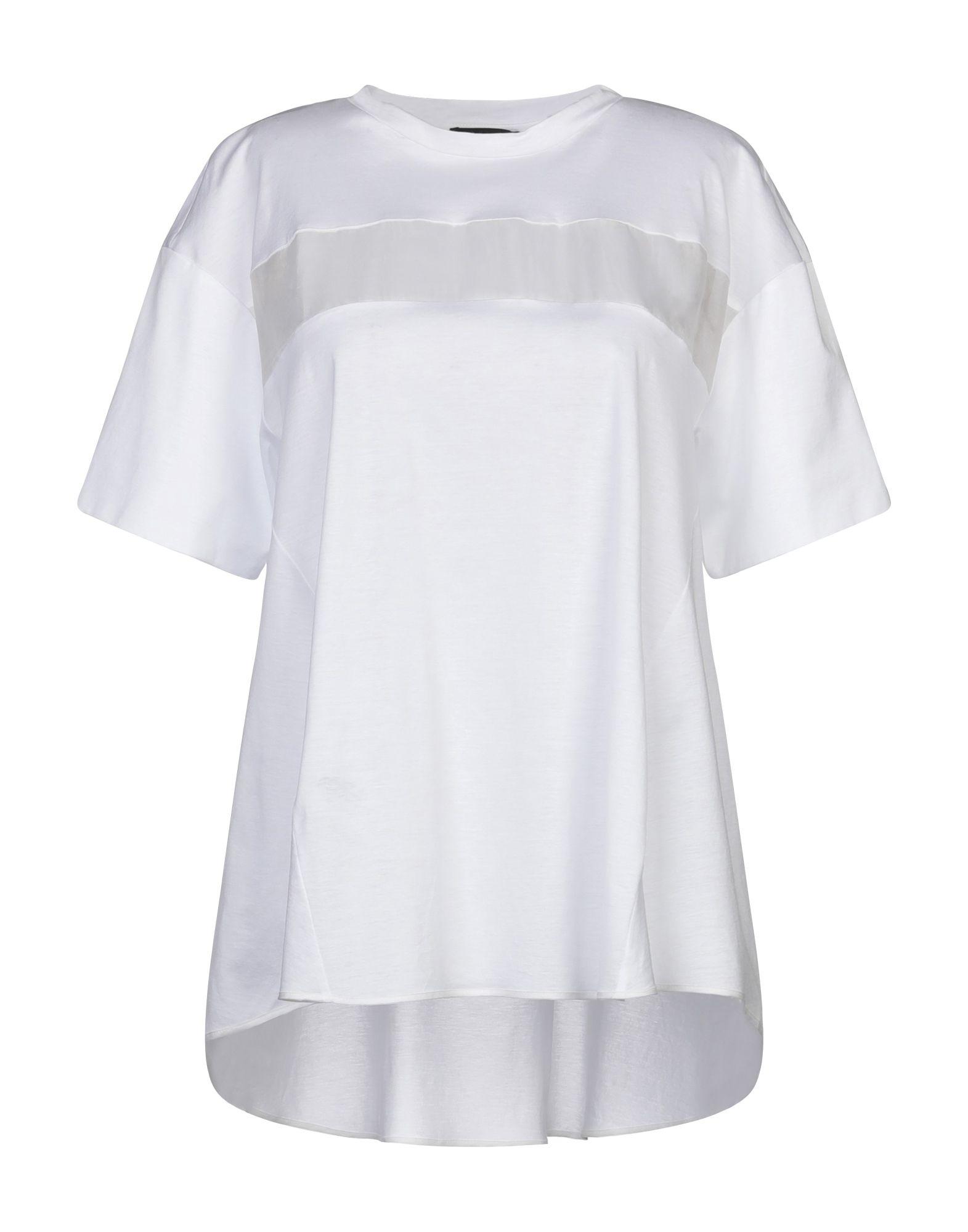 LES COPAINS Футболка les copains футболка с ажурными рукавами