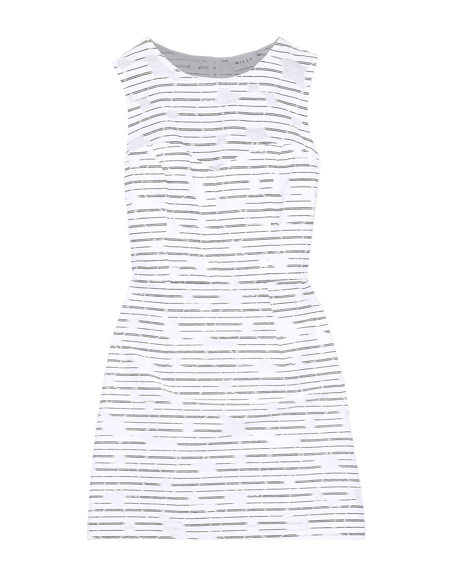 MILLY Короткое платье цена 2017