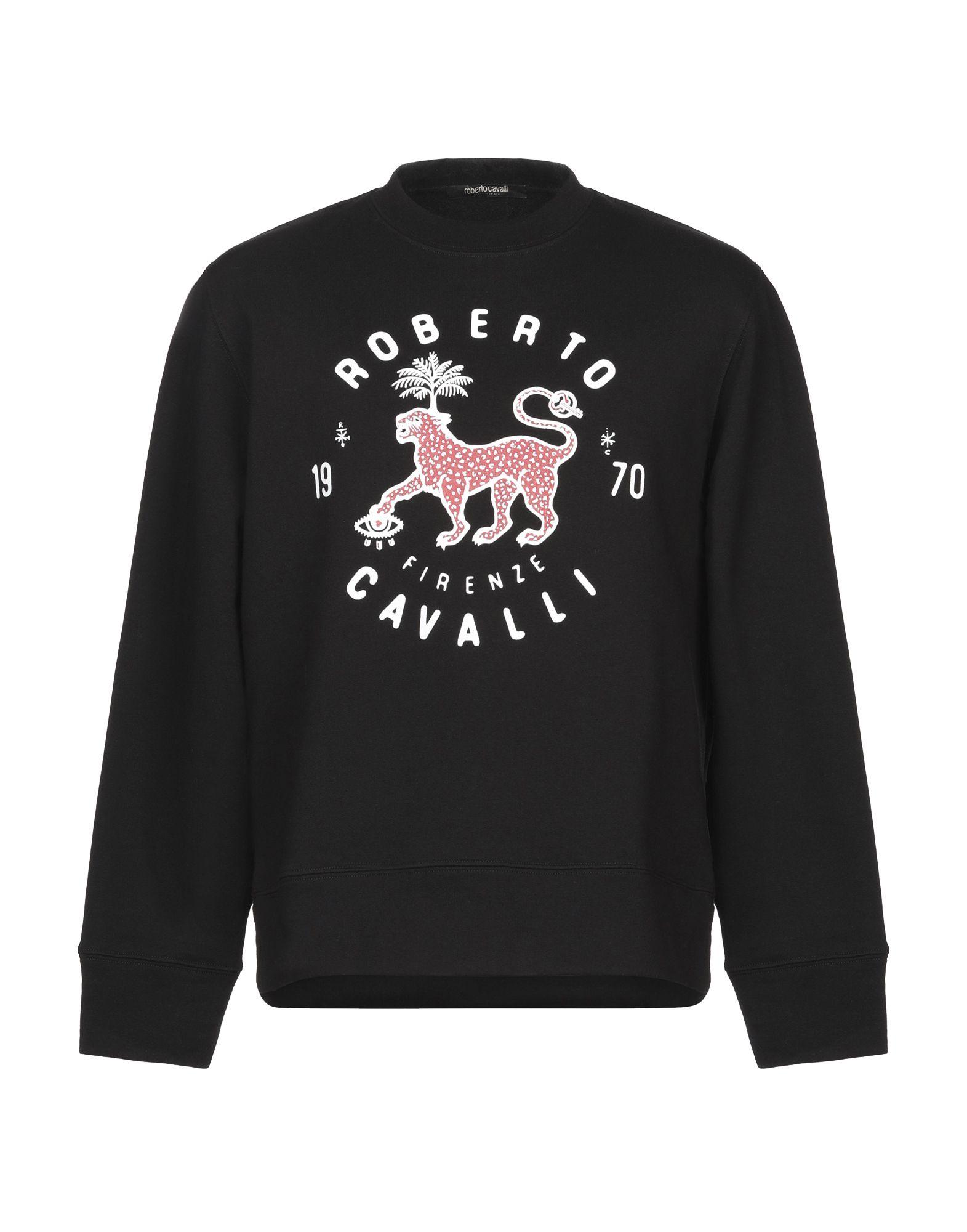 ROBERTO CAVALLI Толстовка class roberto cavalli толстовка