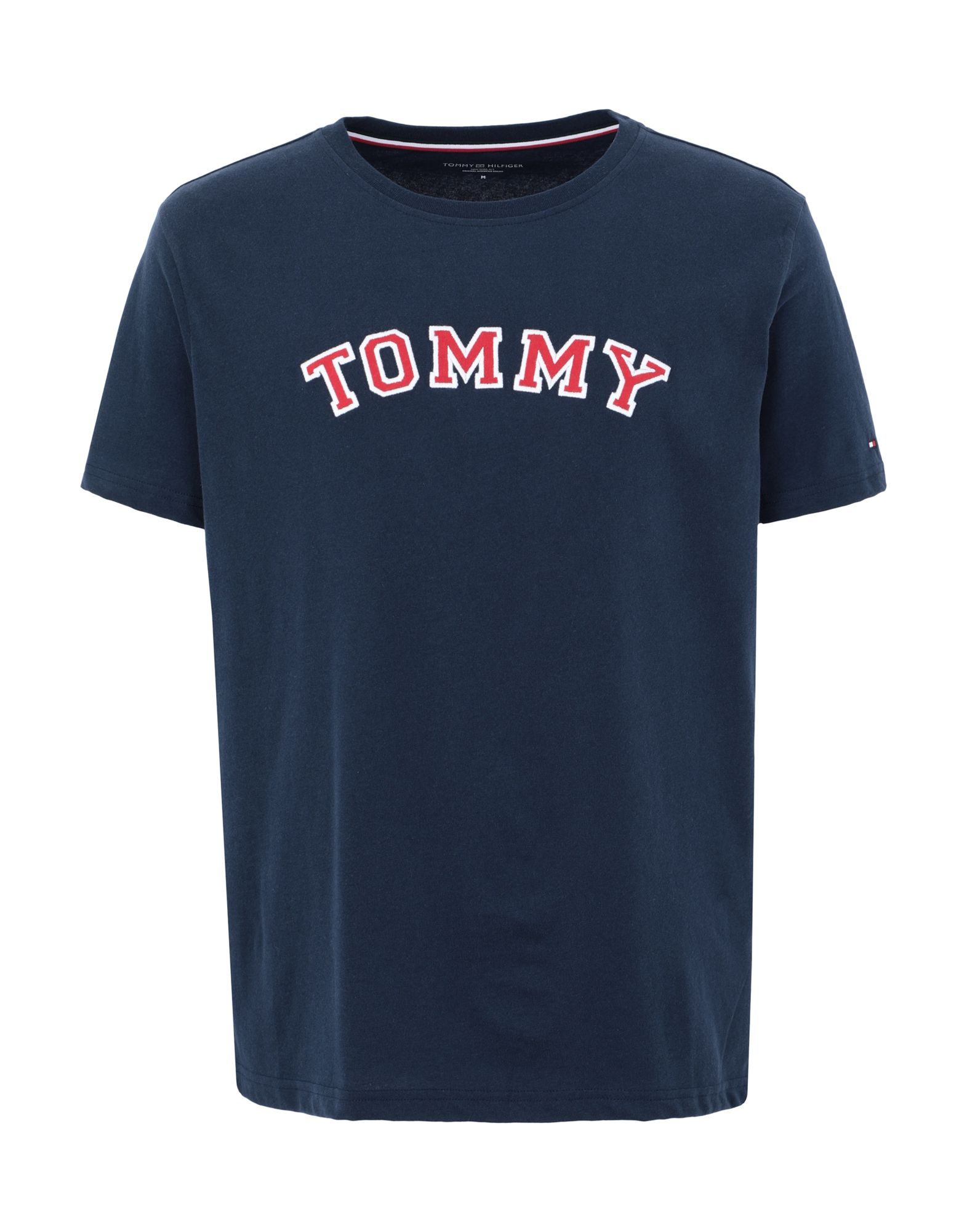 TOMMY HILFIGER Футболка футболка tommy hilfiger mw0mw00861 100 classic white