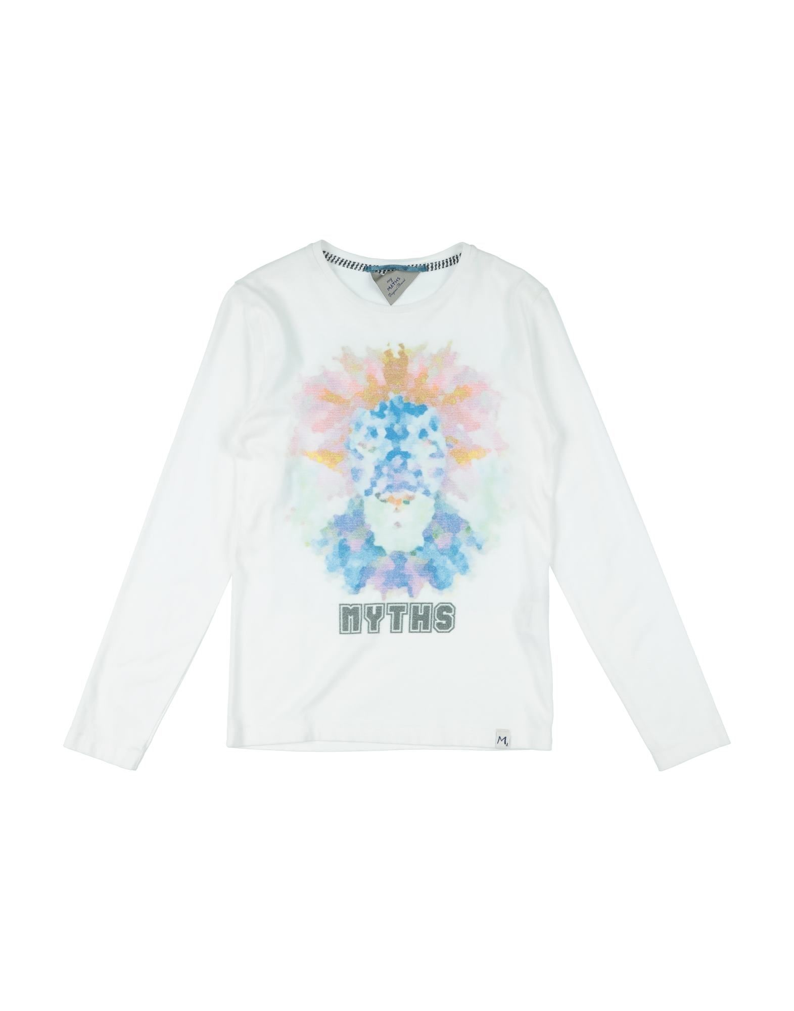 Myths Kids' T-shirts In White