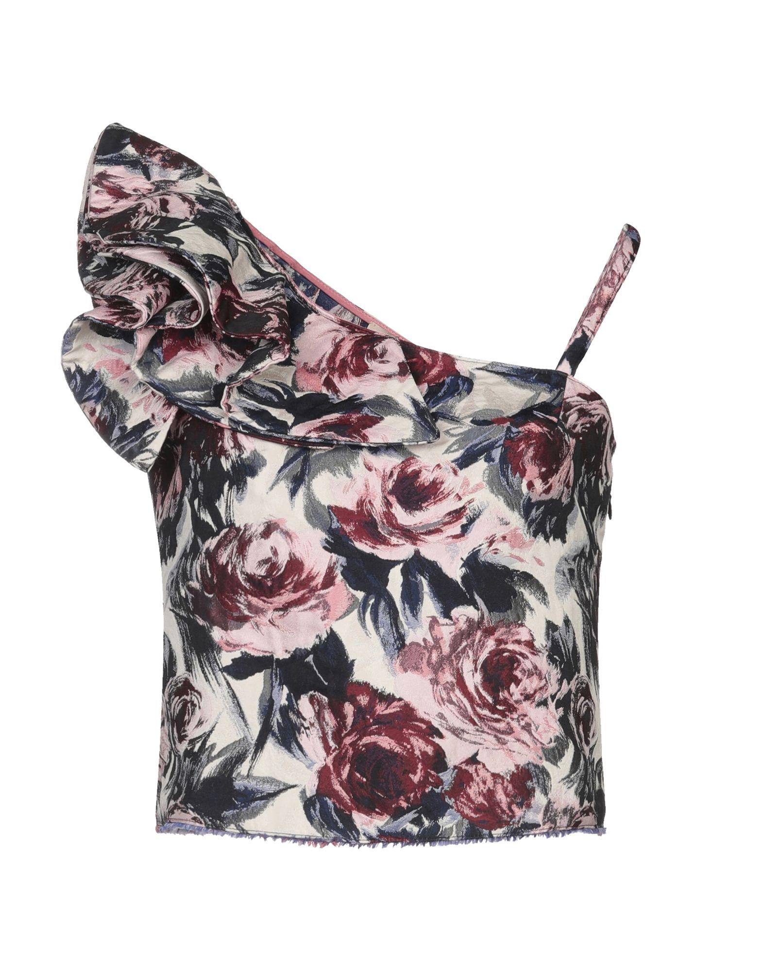 SE-TA Rosy Iacovone Топ без рукавов цены онлайн