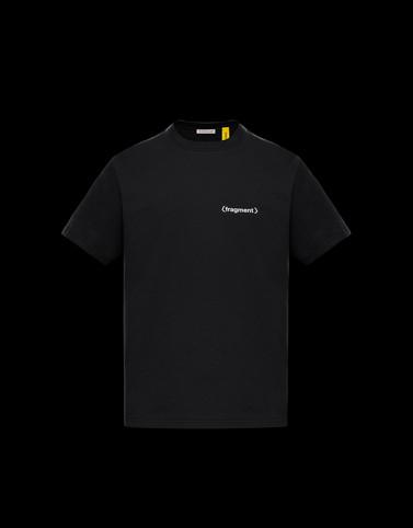 T-SHIRT Black Polos & T-Shirts