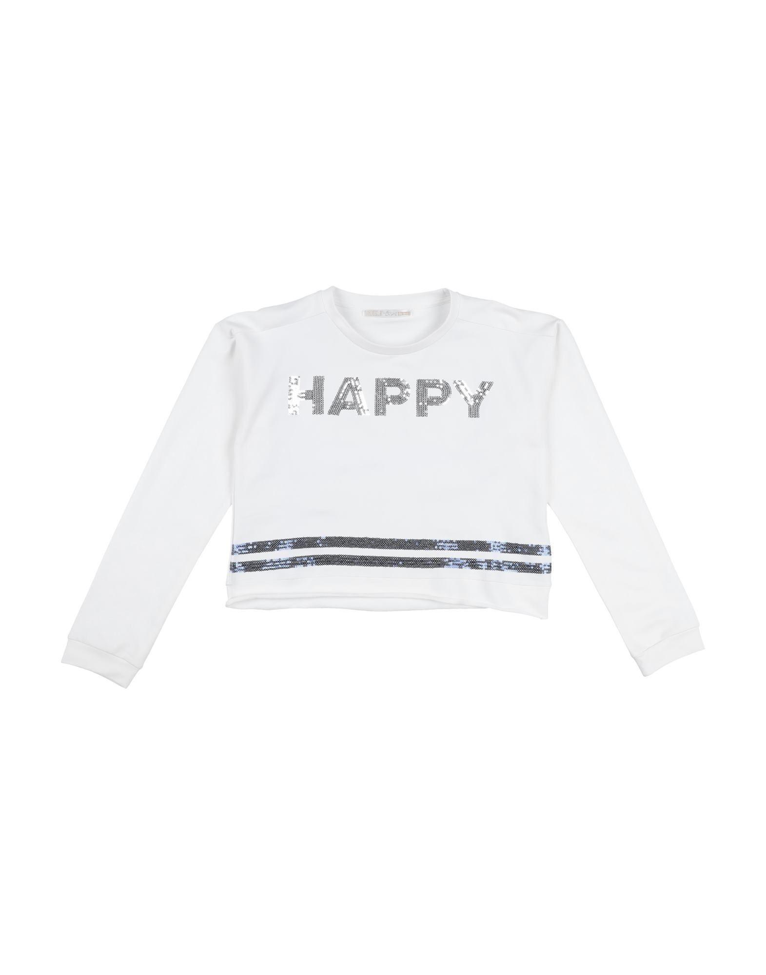 Take-two Teen Kids' Sweatshirts In White