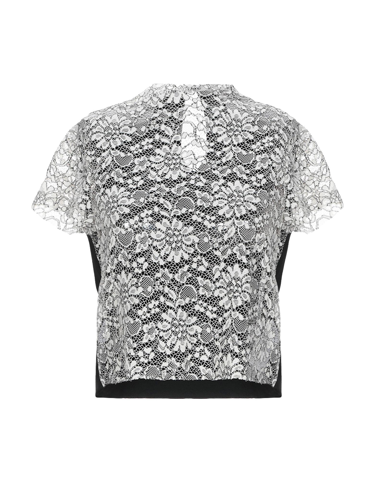 PINKO Блузка шифоновая блузка в цветочный принт