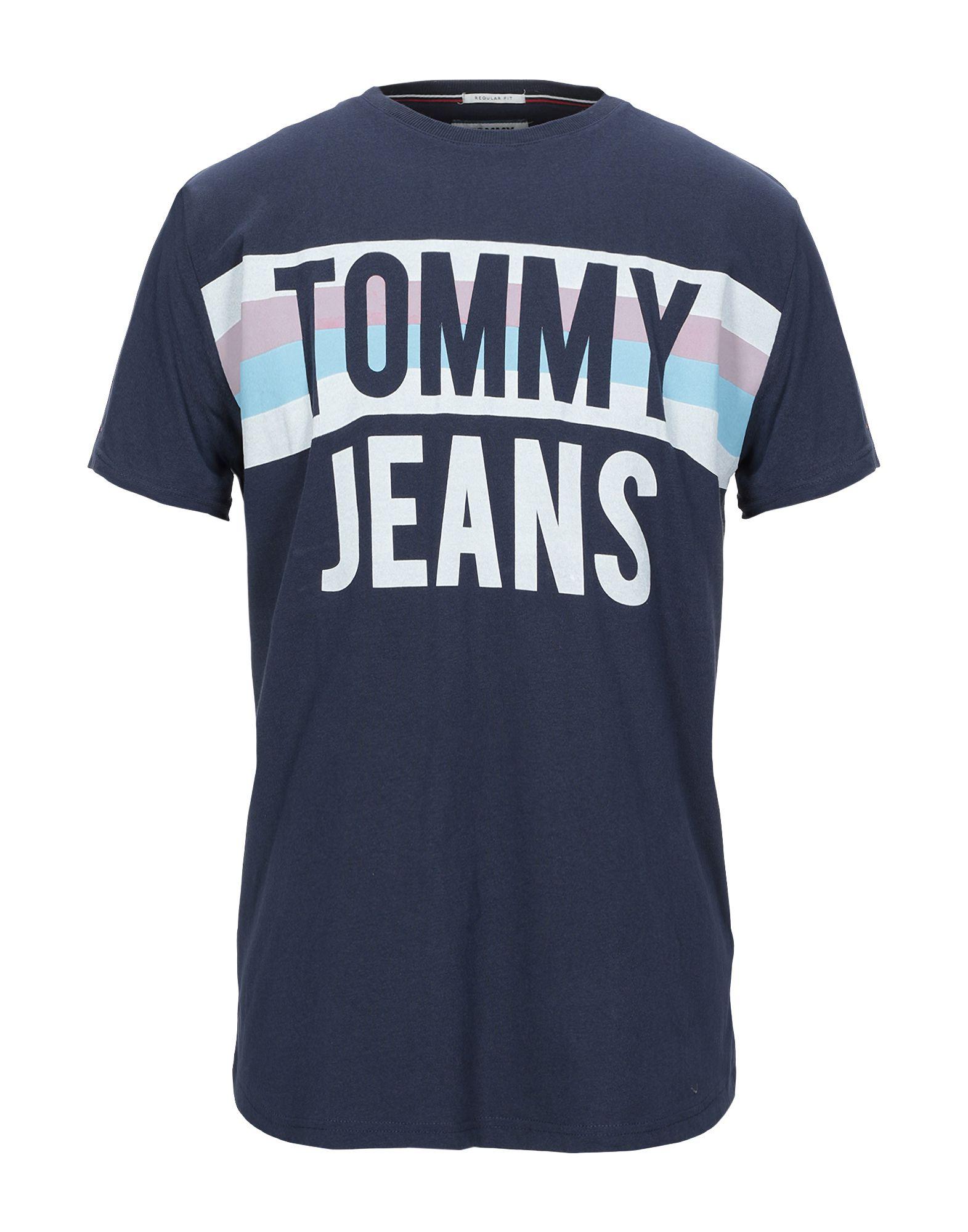 TOMMY JEANS Футболка цена 2017