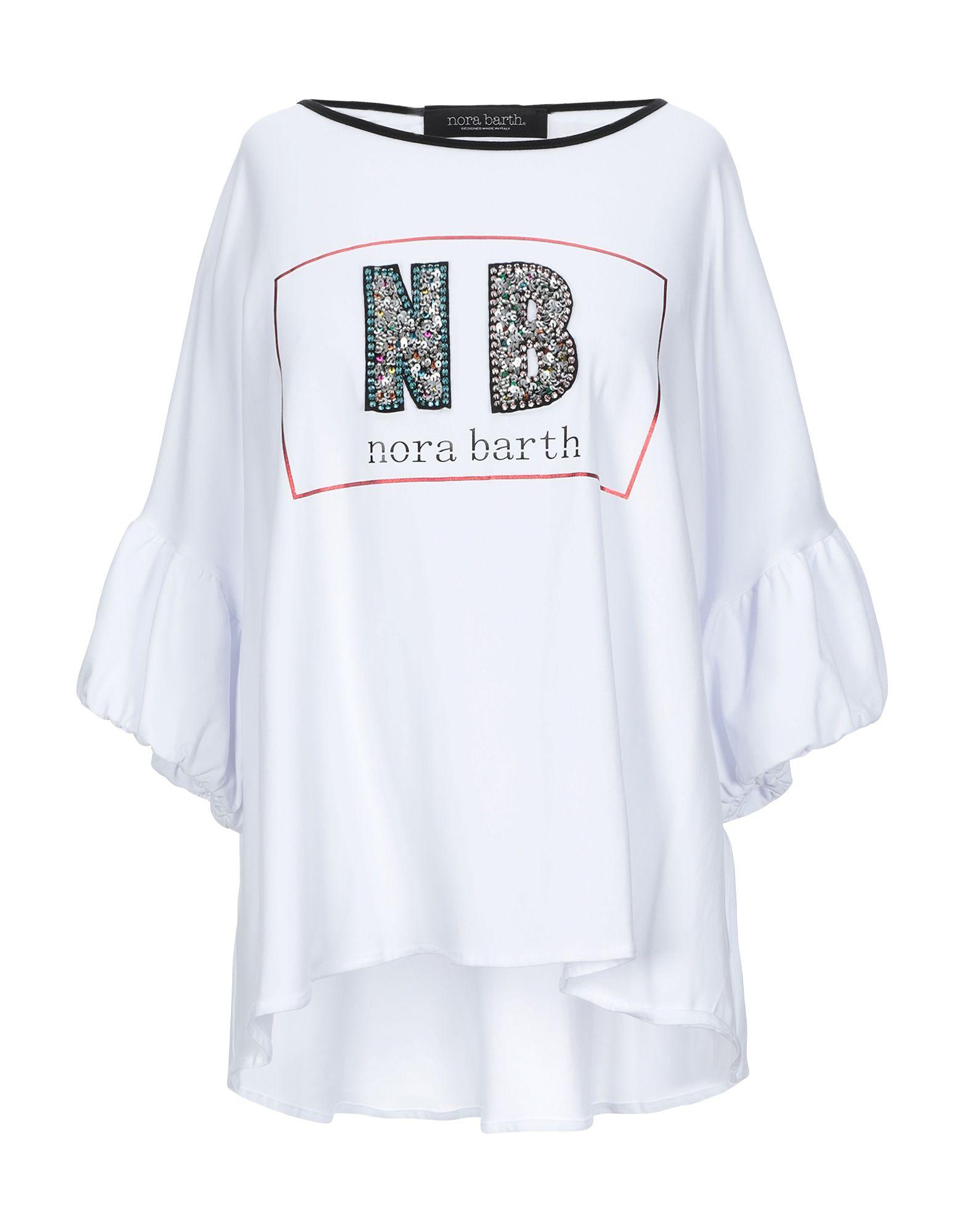 NORA BARTH Футболка r barth string quartet op 15