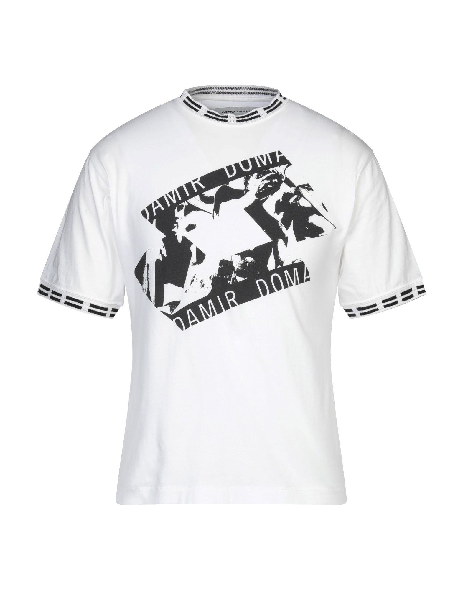 DAMIR DOMA x LOTTO Футболка футболка damir doma