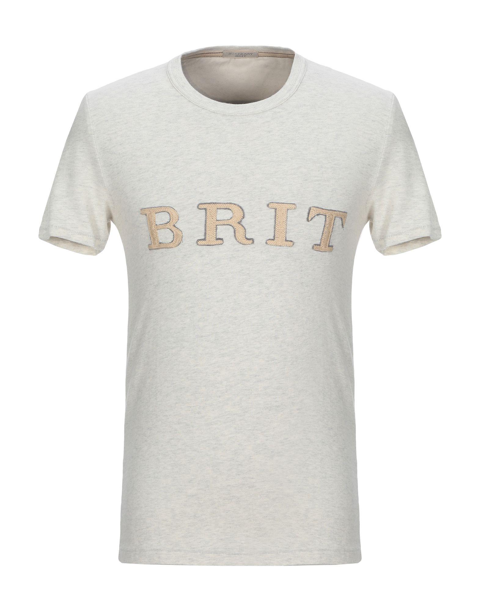 BURBERRY Футболка футболка burberry