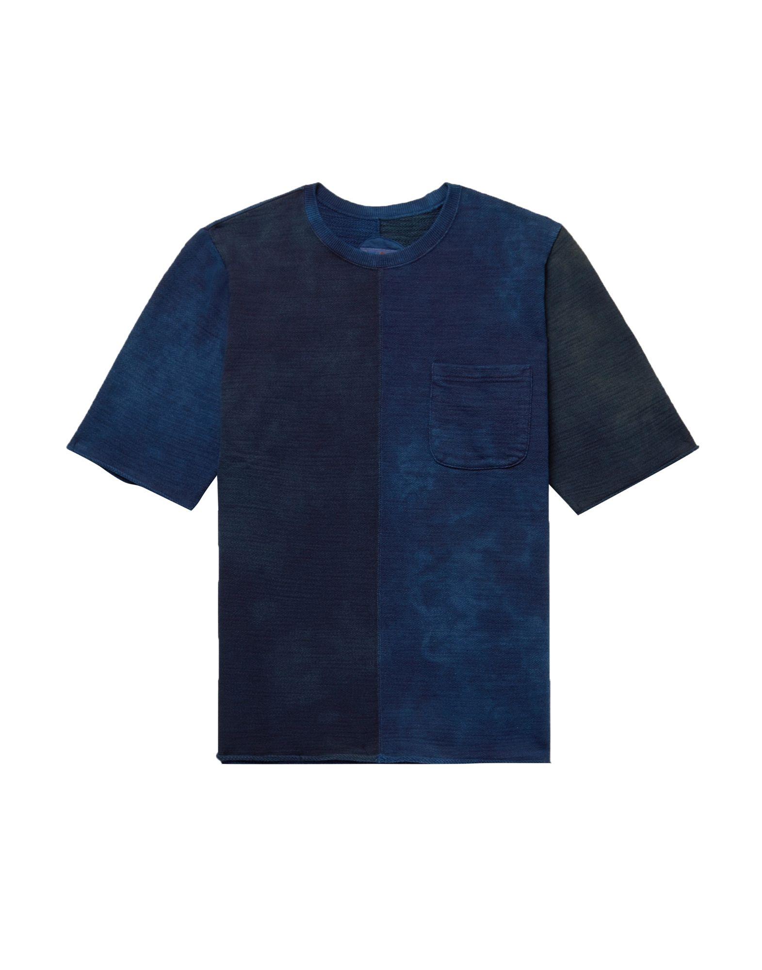 BLUE BLUE JAPAN Футболка футболка japan rags футболка